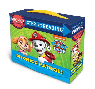 Paw Patrol Phonics Box Set - Liberts, Jennifer