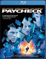 Paycheck [Blu-ray]