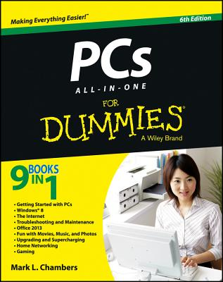 PCs All-in-One For Dummies - Chambers, Mark L.