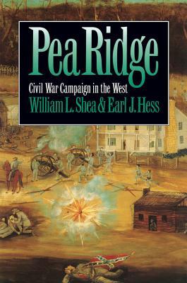 Pea Ridge: Civil War Campaign in the West -