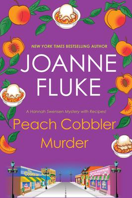 Peach Cobbler Murder - Fluke, Joanne
