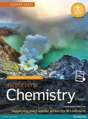 Pearson Bacc Chem Hl 2e Bundle - Brown, Catrin, and Ford, Mike