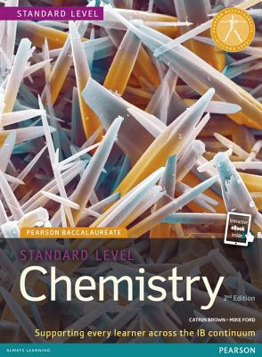 Pearson Bacc Chem SL 2e Bundle - Brown, Catrin, and Ford, Mike