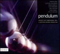 Pendulum - Amanda Kohl (soprano); Brad Ritchie (cello); Carlos Feller (flute); Emily Hanna Crane (violin); Eun-Hee Park (piano);...
