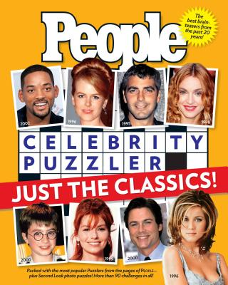 People Celebrity Puzzler Just the Classics! - Editors of People Magazine