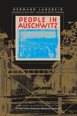 People in Auschwitz - Langbein, Hermann