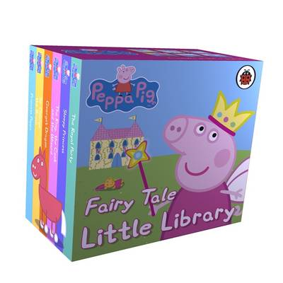 Peppa Pig: Fairy Tale Little Library -