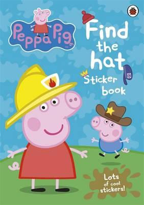 Peppa Pig: Find-the-Hat -