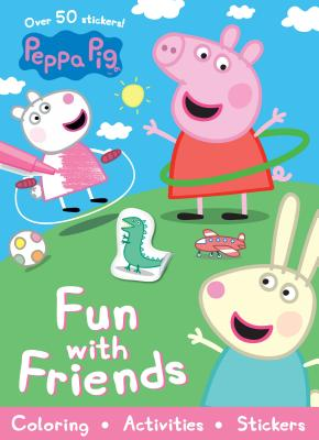 Peppa Pig Fun with Friends - Parragon Books Ltd