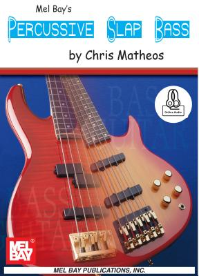 Percussive Slap Bass - Matheos, Chris