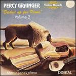 Percy Grainger: Dished Up for Piano, Vol. 2