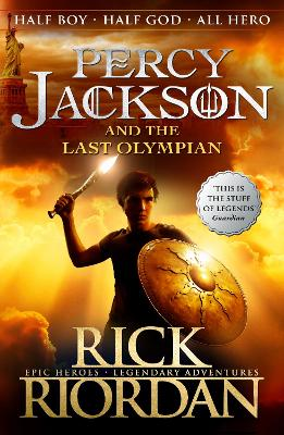 Percy Jackson and the Last Olympian - Riordan, Rick