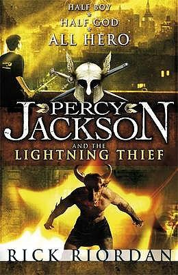 Percy Jackson and the Lightning Thief (Percy Jackson & the Olympians) - Riordan, Rick