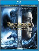 Percy Jackson: Sea of Monsters [3D] [Blu-ray/DVD]