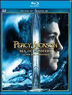 Percy Jackson: Sea Of Monsters [3D] [Blu-ray]