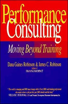 Performance Consulting - Robinson, Dana Gaines, and Robinson, James C