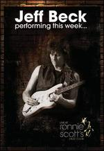 Performing This Week... Live at Ronnie Scott's - Jeff Beck