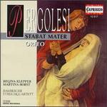 Pergolesi: Stabat Mater; Orfeo