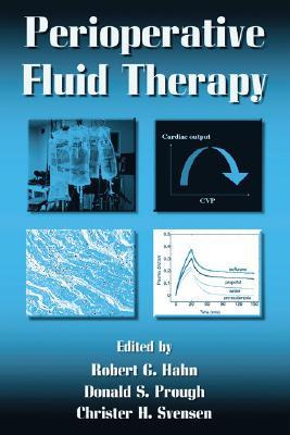 Perioperative Fluid Therapy - Hahn, Robert G (Editor)