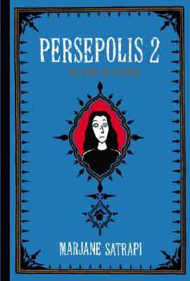 Persepolis 2: The Story of a Return - Satrapi, Marjane
