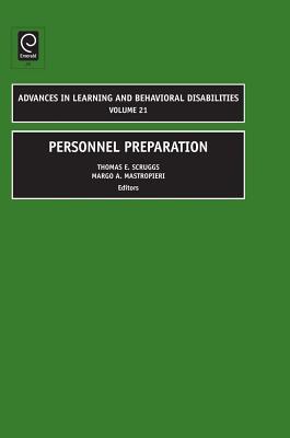 Personnel Preparation - Scruggs, Thoams E