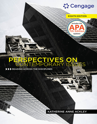 Perspectives on Contemporary Issues - Ackley, Katherine Anne