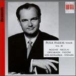 Peter Anders, Tenor, Vol. 3