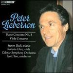 Peter Lieberson, Vol. 3: Piano Concerto No. 3; Viola Concerto