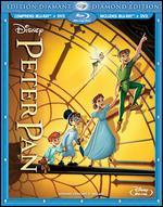 Peter Pan [Diamond Edition] [Blu-ray/DVD] [Bilingual]