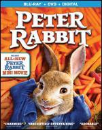 Peter Rabbit [Blu-ray/DVD]