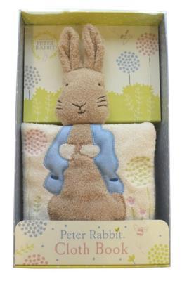 Peter Rabbit Cloth Book -