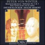 Peter von Winter: Klarinettenkonzert; Sinfonien No. 2 & 3; Torni al tuo sen la calma