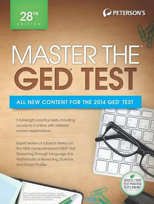 Peterson's Master the GED Test - Peterson's