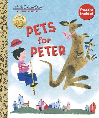 Pets for Peter Book and Puzzle - Watson, Jane Werner