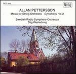 Pettersson: Mesto; Symphony No. 2