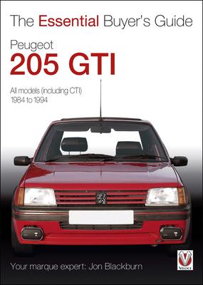 Peugeot 205 GTi - Blackburn, Jon