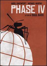 Phase IV - Saul Bass