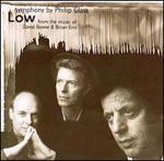 "Philip Glass: ""Low"" Symphony (From the Music of David Bowie & Brian Eno)"