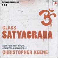 Philip Glass: Satyagraha - Claudia Cummings (vocals); Douglas Perry (vocals); Rhonda Liss (vocals); Robert McFarland (vocals); Scott Reeve (vocals);...