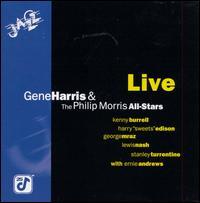 Philip Morris All-Stars Live - Gene Harris & the Phillip Morris All-Stars