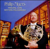Philip Myers, Principal Horn, New York Philharmonic - Allen Spanjer (horn); Erik Ralske (horn); Howard Wall (horn); Maria Kitsopoulos (cello); Philip Myers (horn);...