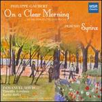 Philippe Gaubert: On a Clear Morning; Debussy: Syrinx