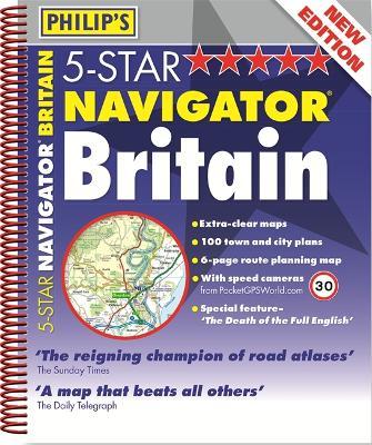 Philip's 5-Star Navigator Britain -