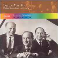 Philips Recordings, 1967-1974 (Limited Edition) - Beaux Arts Trio