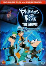 Phineas and Ferb: The Movie - Across the 2nd Dimension [2 Discs] [Includes Digital Copy]