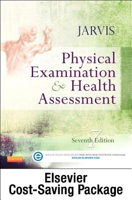 Physical Examination and Health Assessment - Text and Elsevier Adaptive Learning (Access Card) Package - Jarvis, Carolyn, PhD, Apn