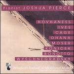 Pianist Joshua Pierce