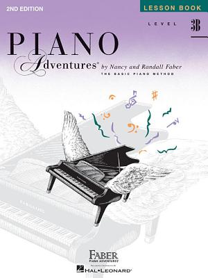 Piano Adventures, Level 3B, Lesson Book - Faber, Nancy (Composer)