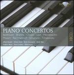 Piano Concertos: Beethoven, Brahms, Chopin, Liszt
