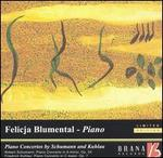 Piano Concertos by Schumann and Kuhlau (Limited Edition)